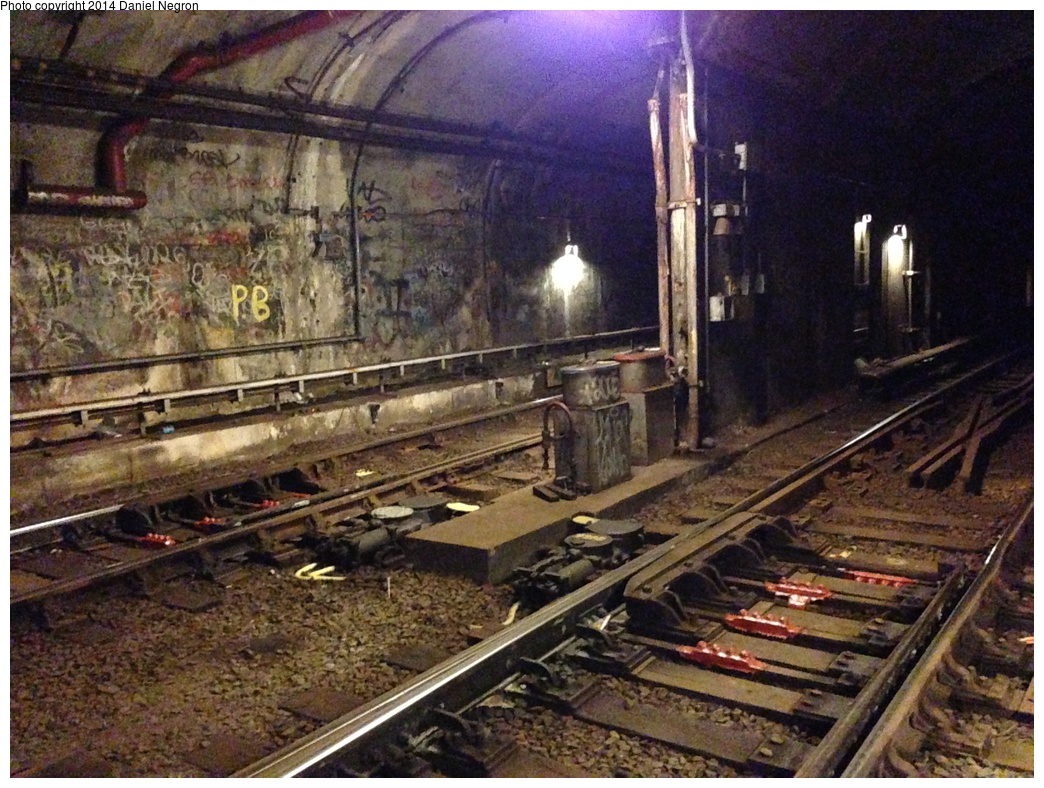 (369k, 1044x788)<br><b>Country:</b> United States<br><b>City:</b> New York<br><b>System:</b> New York City Transit<br><b>Location:</b> 174th St. Yard<br><b>Photo by:</b> Daniel Negron<br><b>Date:</b> 12/18/2013<br><b>Viewed (this week/total):</b> 0 / 599