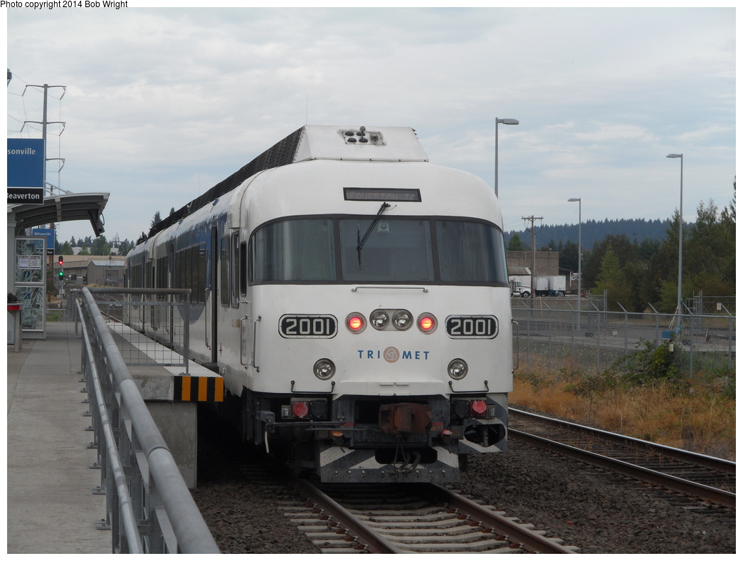 (282k, 1044x788)<br><b>Country:</b> United States<br><b>City:</b> Portland, OR<br><b>System:</b> WES Commuter Rail <br><b>Location:</b> Wilsonville <br><b>Photo by:</b> Bob Wright<br><b>Date:</b> 8/14/2013<br><b>Viewed (this week/total):</b> 0 / 799