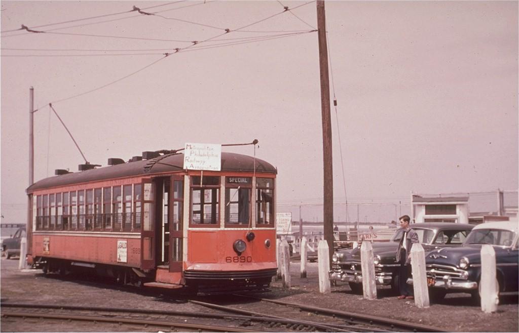(141k, 1024x658)<br><b>Country:</b> United States<br><b>City:</b> Atlantic City, NJ<br><b>System:</b> Atlantic City Transit<br><b>Car:</b>  6890 <br><b>Collection of:</b> Joe Testagrose<br><b>Date:</b> 5/1/1954<br><b>Notes:</b> At Inlet<br><b>Viewed (this week/total):</b> 3 / 1441