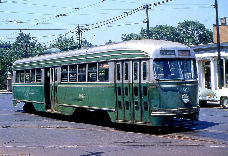 (250k, 800x547)<br><b>Country:</b> United States<br><b>City:</b> New York<br><b>System:</b> Brooklyn & Queens Transit<br><b>Line:</b> 50/McDonald <br><b>Location:</b> 20th St/Prospect Park West <br><b>Car:</b> Brooklyn & Queens Transit PCC (St. Louis Car, 1936)  1092 <br><b>Collection of:</b> Frank Pfuhler<br><b>Viewed (this week/total):</b> 2 / 800