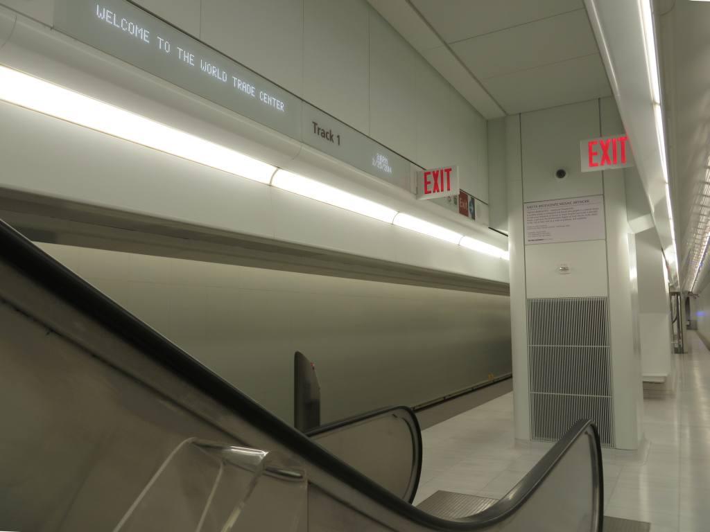(65k, 1024x768)<br><b>Country:</b> United States<br><b>City:</b> New York<br><b>System:</b> PATH<br><b>Location:</b> World Trade Center <br><b>Photo by:</b> Robbie Rosenfeld<br><b>Date:</b> 2/25/2014<br><b>Notes:</b> Concourse<br><b>Viewed (this week/total):</b> 0 / 816