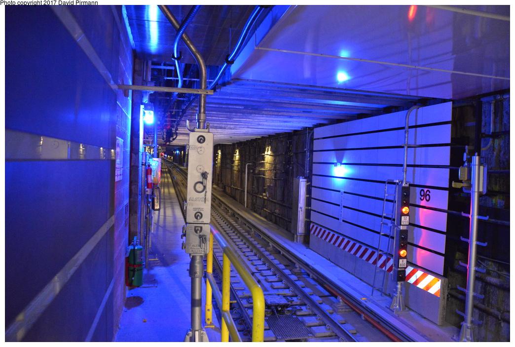 (324k, 1044x703)<br><b>Country:</b> United States<br><b>City:</b> New York<br><b>System:</b> New York City Transit<br><b>Line:</b> 2nd Avenue Subway<br><b>Location:</b> 96th Street <br><b>Photo by:</b> David Pirmann<br><b>Date:</b> 1/1/2017<br><b>Notes:</b> Northbound tunnel looking north.<br><b>Viewed (this week/total):</b> 6 / 941