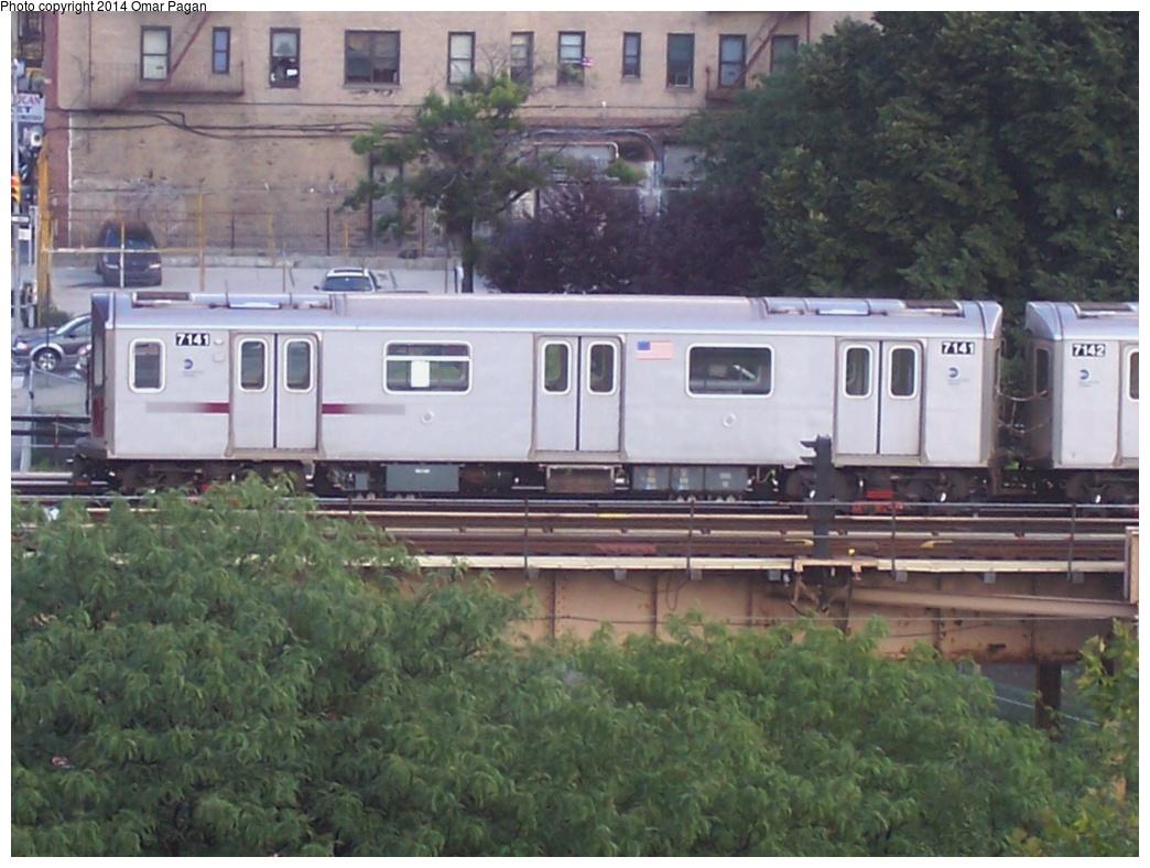 (280k, 1044x788)<br><b>Country:</b> United States<br><b>City:</b> New York<br><b>System:</b> New York City Transit<br><b>Line:</b> IRT Woodlawn Line<br><b>Location:</b> Mt. Eden Avenue <br><b>Route:</b> 4<br><b>Car:</b> R-142 (Option Order, Bombardier, 2002-2003)  7141 <br><b>Photo by:</b> Omar Pagan<br><b>Date:</b> 8/27/2005<br><b>Viewed (this week/total):</b> 3 / 1291