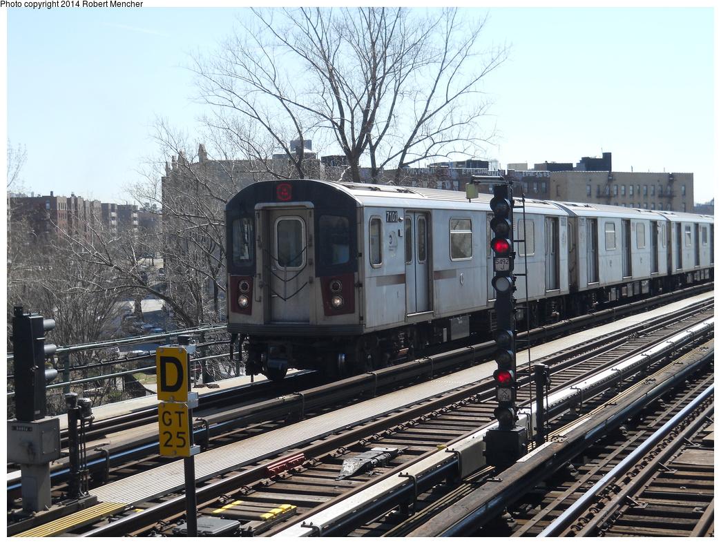 (454k, 1044x788)<br><b>Country:</b> United States<br><b>City:</b> New York<br><b>System:</b> New York City Transit<br><b>Line:</b> IRT Woodlawn Line<br><b>Location:</b> Mosholu Parkway <br><b>Route:</b> 4<br><b>Car:</b> R-142 (Option Order, Bombardier, 2002-2003)  7101 <br><b>Photo by:</b> Robert Mencher<br><b>Date:</b> 4/10/2014<br><b>Viewed (this week/total):</b> 1 / 955