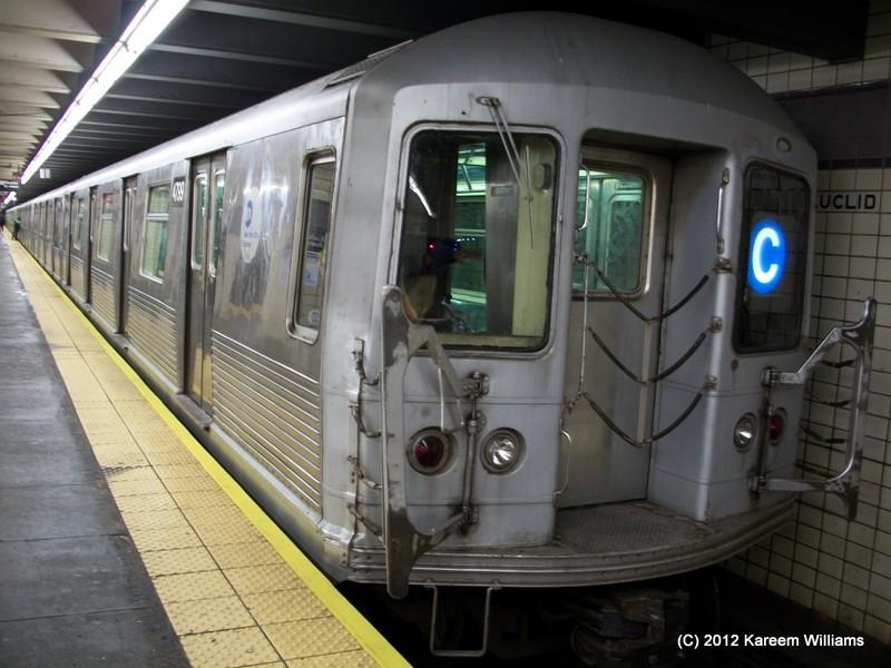 (128k, 800x600)<br><b>Country:</b> United States<br><b>City:</b> New York<br><b>System:</b> New York City Transit<br><b>Line:</b> IND Fulton Street Line<br><b>Location:</b> Euclid Avenue <br><b>Route:</b> C<br><b>Car:</b> R-42 (St. Louis, 1969-1970)  4799 <br><b>Photo by:</b> Kareem Williams<br><b>Date:</b> 12/20/2012<br><b>Viewed (this week/total):</b> 0 / 816