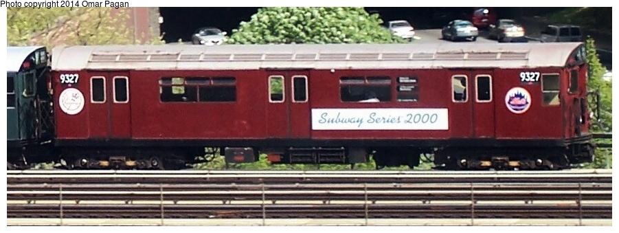 (141k, 901x339)<br><b>Country:</b> United States<br><b>City:</b> New York<br><b>System:</b> New York City Transit<br><b>Line:</b> IRT Woodlawn Line<br><b>Location:</b> Mt. Eden Avenue <br><b>Route:</b> Fan Trip<br><b>Car:</b> R-36 World's Fair (St. Louis, 1963-64) 9327 <br><b>Photo by:</b> Omar Pagan<br><b>Date:</b> 5/1/2005<br><b>Viewed (this week/total):</b> 0 / 879