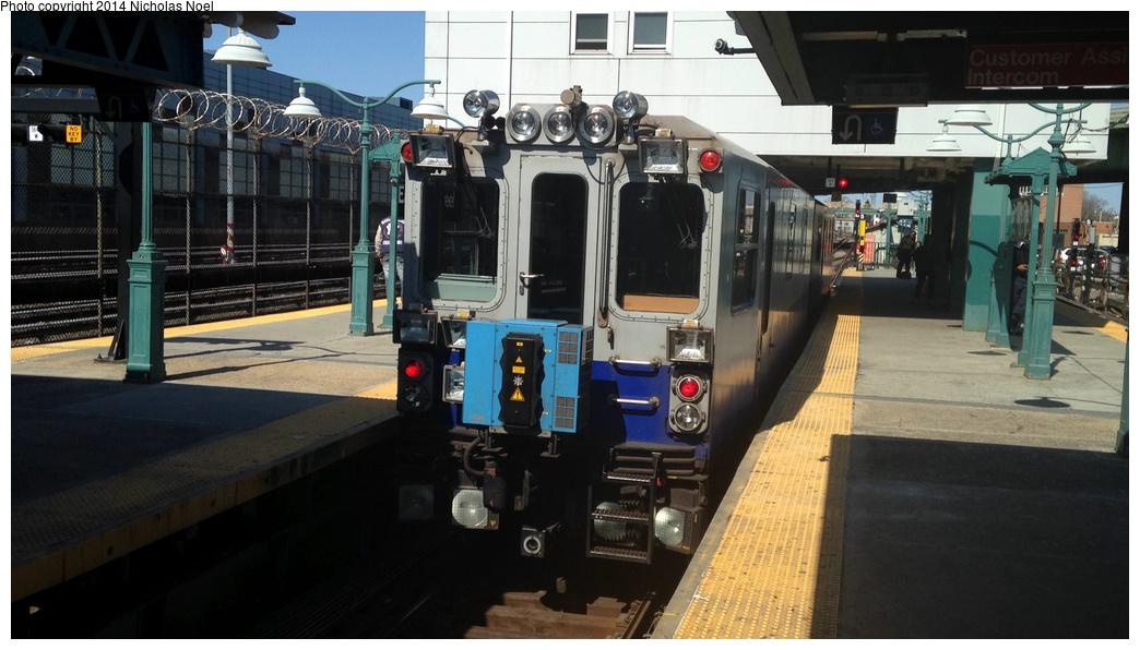 (234k, 1044x596)<br><b>Country:</b> United States<br><b>City:</b> New York<br><b>System:</b> New York City Transit<br><b>Line:</b> IRT White Plains Road Line<br><b>Location:</b> East 180th Street <br><b>Route:</b> Work Service<br><b>Car:</b> Track Geometry Car TGC4 <br><b>Photo by:</b> Nicholas Noel<br><b>Date:</b> 4/16/2014<br><b>Viewed (this week/total):</b> 0 / 1036