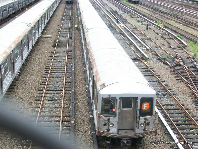 (133k, 800x600)<br><b>Country:</b> United States<br><b>City:</b> New York<br><b>System:</b> New York City Transit<br><b>Location:</b> Concourse Yard<br><b>Car:</b> R-42 (St. Louis, 1969-1970)  4649 <br><b>Photo by:</b> Kareem Williams<br><b>Date:</b> 6/3/2009<br><b>Viewed (this week/total):</b> 0 / 744