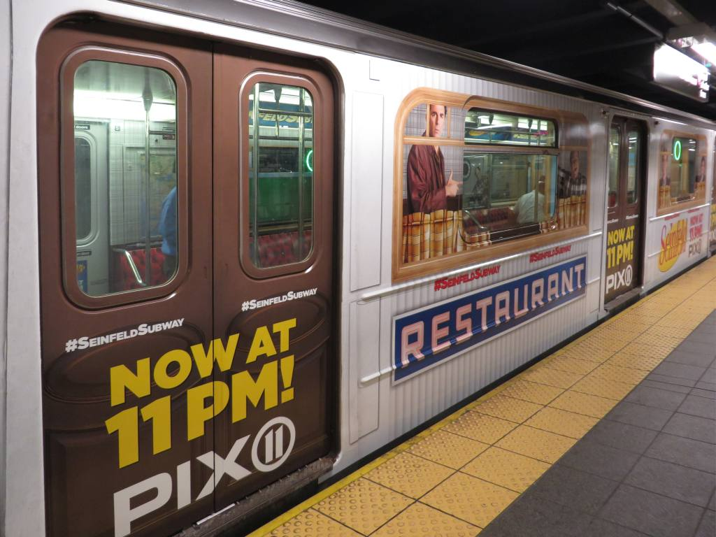 (121k, 1024x768)<br><b>Country:</b> United States<br><b>City:</b> New York<br><b>System:</b> New York City Transit<br><b>Line:</b> IRT Flushing Line<br><b>Location:</b> Times Square <br><b>Route:</b> 7<br><b>Car:</b> R-62A (Bombardier, 1984-1987)  1713 <br><b>Photo by:</b> Robbie Rosenfeld<br><b>Date:</b> 5/14/2014<br><b>Viewed (this week/total):</b> 1 / 853