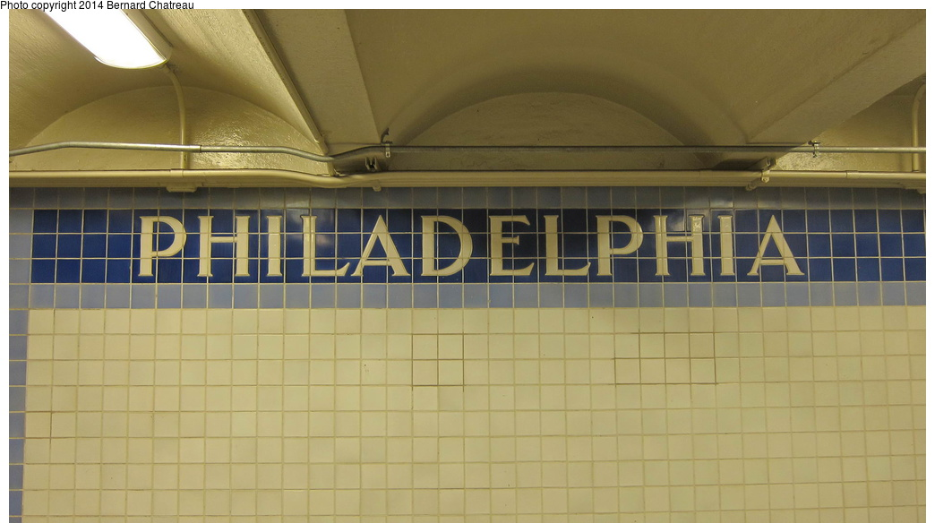 (194k, 1044x594)<br><b>Country:</b> United States<br><b>City:</b> Philadelphia, PA<br><b>System:</b> SEPTA (or Predecessor)<br><b>Line:</b> Broad Street Subway<br><b>Location:</b> North Philadelphia <br><b>Photo by:</b> Bernard Chatreau<br><b>Date:</b> 10/6/2011<br><b>Viewed (this week/total):</b> 1 / 429
