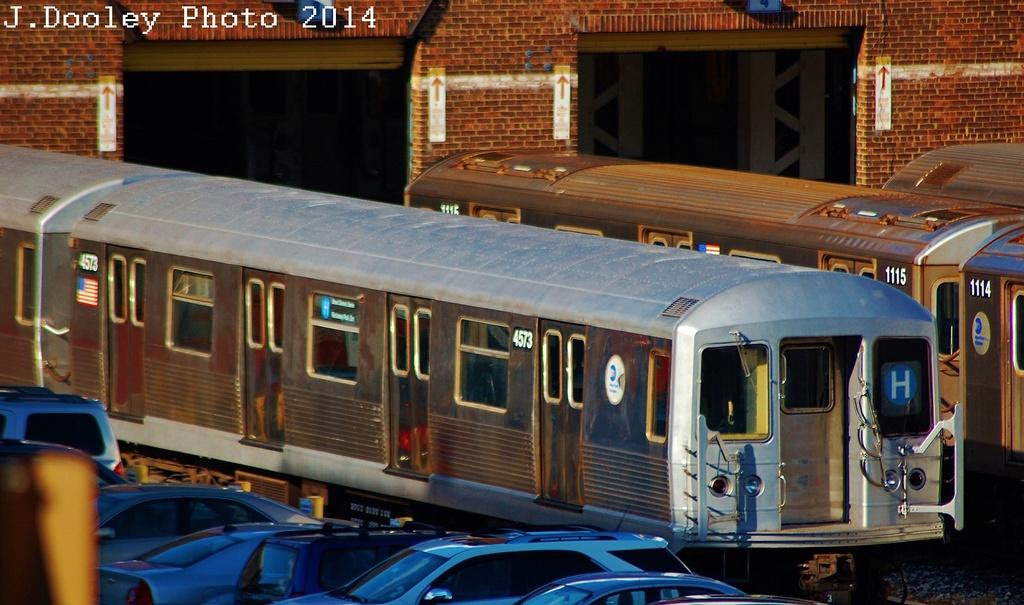 (305k, 1024x605)<br><b>Country:</b> United States<br><b>City:</b> New York<br><b>System:</b> New York City Transit<br><b>Location:</b> 207th Street Yard<br><b>Car:</b> R-42 (St. Louis, 1969-1970)  4573 <br><b>Photo by:</b> John Dooley<br><b>Date:</b> 6/26/2014<br><b>Viewed (this week/total):</b> 2 / 1101