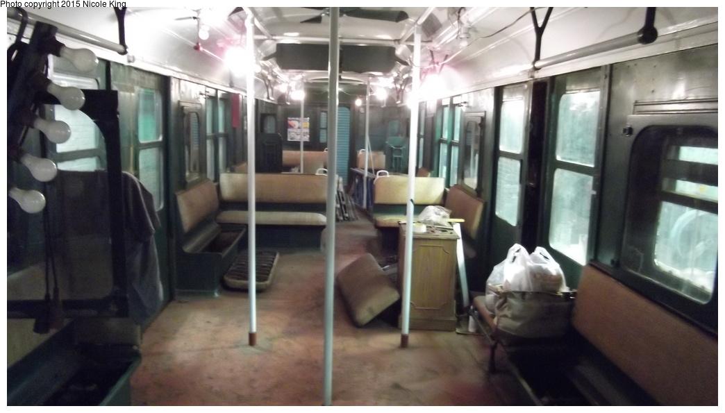 (233k, 1044x595)<br><b>Country:</b> United States<br><b>City:</b> New York<br><b>System:</b> New York City Transit<br><b>Location:</b> Coney Island Shop-Paint Shop<br><b>Car:</b> BMT A/B-Type Standard 2392 <br><b>Photo by:</b> Nicole King<br><b>Date:</b> 10/18/2010<br><b>Notes:</b> Paint shop<br><b>Viewed (this week/total):</b> 1 / 1316