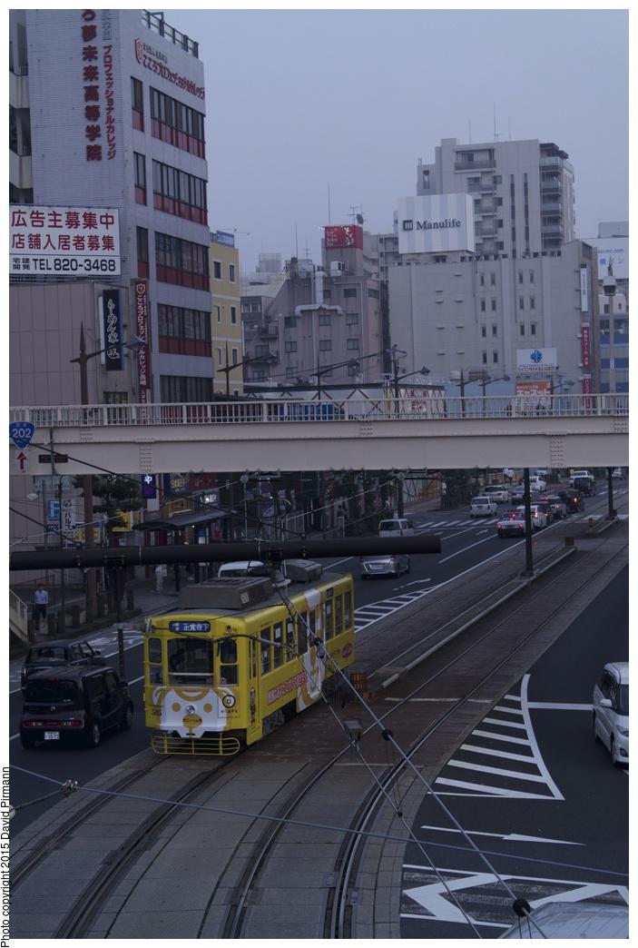 (251k, 703x1044)<br><b>Country:</b> Japan<br><b>City:</b> Nagasaki<br><b>System:</b> Nagaden (Nagasaki Electric Railway)<br><b>Location:</b> 長崎駅前 Nagasaki Eki-mae (1,3) <br><b>Car:</b>  505 <br><b>Photo by:</b> David Pirmann<br><b>Date:</b> 6/12/2015<br><b>Viewed (this week/total):</b> 0 / 577