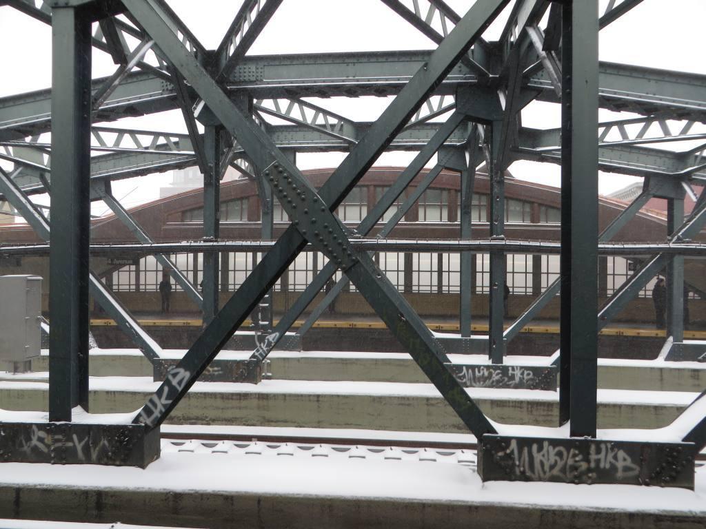 (130k, 1024x768)<br><b>Country:</b> United States<br><b>City:</b> New York<br><b>System:</b> New York City Transit<br><b>Line:</b> IND Crosstown Line<br><b>Location:</b> 4th Avenue<br><b>Photo by:</b> Robbie Rosenfeld<br><b>Date:</b> 1/26/2015<br><b>Notes:</b> View across tracks<br><b>Viewed (this week/total):</b> 0 / 1237