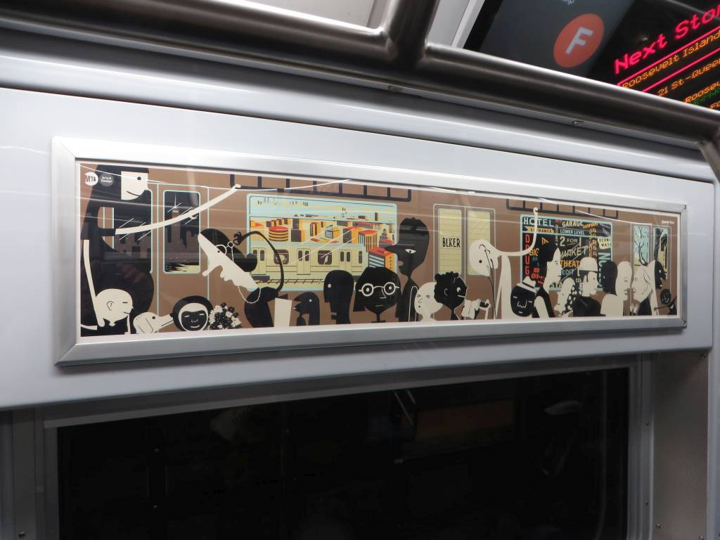 (128k, 1024x768)<br><b>Country:</b> United States<br><b>City:</b> New York<br><b>System:</b> New York City Transit<br><b>Photo by:</b> Robbie Rosenfeld<br><b>Date:</b> 1/26/2015<br><b>Notes:</b> In-train artwork poster<br><b>Viewed (this week/total):</b> 2 / 757