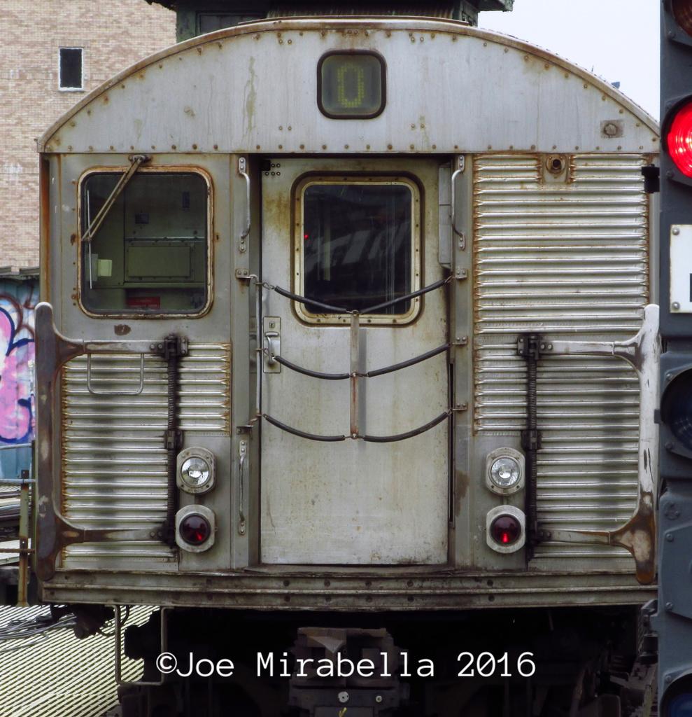 (403k, 989x1024)<br><b>Country:</b> United States<br><b>City:</b> New York<br><b>System:</b> New York City Transit<br><b>Line:</b> BMT Nassau Street/Jamaica Line<br><b>Location:</b> Marcy Avenue <br><b>Route:</b> J<br><b>Car:</b> R-32 (Budd, 1964)  3515 <br><b>Photo by:</b> Joe Mirabella<br><b>Date:</b> 3/19/2016<br><b>Viewed (this week/total):</b> 2 / 816