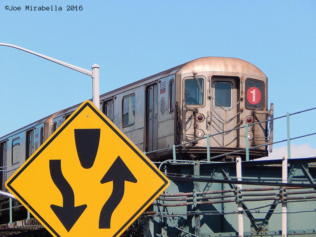 (389k, 1024x768)<br><b>Country:</b> United States<br><b>City:</b> New York<br><b>System:</b> New York City Transit<br><b>Line:</b> IRT West Side Line<br><b>Location:</b> 215th Street <br><b>Route:</b> 1<br><b>Car:</b> R-62A (Bombardier, 1984-1987)  1875 <br><b>Photo by:</b> Joe Mirabella<br><b>Date:</b> 4/3/2016<br><b>Viewed (this week/total):</b> 4 / 878