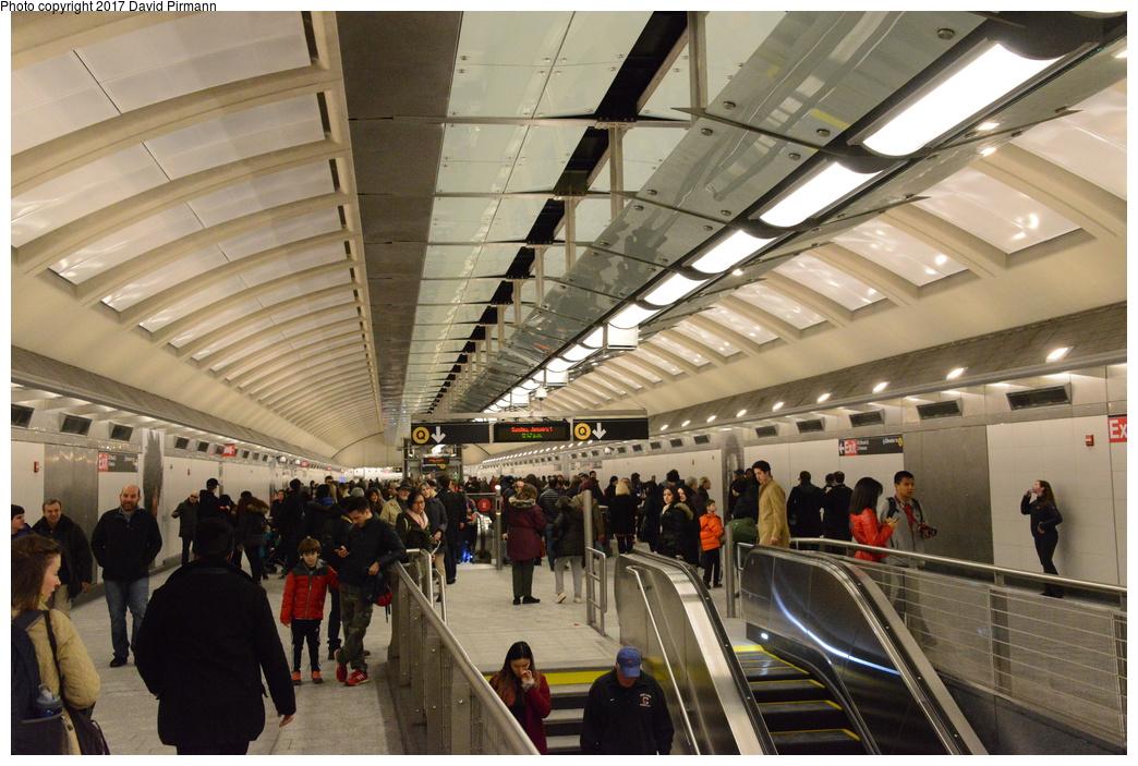 (318k, 1044x703)<br><b>Country:</b> United States<br><b>City:</b> New York<br><b>System:</b> New York City Transit<br><b>Line:</b> 2nd Avenue Subway<br><b>Location:</b> 86th Street<br><b>Photo by:</b> David Pirmann<br><b>Date:</b> 1/1/2017<br><b>Viewed (this week/total):</b> 1 / 847