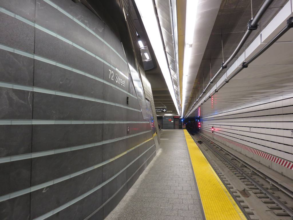 (116k, 1024x768)<br><b>Country:</b> United States<br><b>City:</b> New York<br><b>System:</b> New York City Transit<br><b>Line:</b> 2nd Avenue Subway<br><b>Location:</b> 72nd Street <br><b>Photo by:</b> Robbie Rosenfeld<br><b>Date:</b> 1/11/2017<br><b>Viewed (this week/total):</b> 2 / 784
