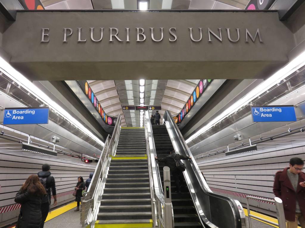 (134k, 1024x768)<br><b>Country:</b> United States<br><b>City:</b> New York<br><b>System:</b> New York City Transit<br><b>Line:</b> 2nd Avenue Subway<br><b>Location:</b> 72nd Street <br><b>Photo by:</b> Robbie Rosenfeld<br><b>Date:</b> 1/11/2017<br><b>Viewed (this week/total):</b> 2 / 733