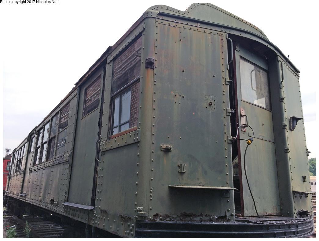 (304k, 1044x788)<br><b>Country:</b> United States<br><b>City:</b> New York<br><b>System:</b> New York City Transit<br><b>Location:</b> 207th Street Yard<br><b>Car:</b> Low-V Worlds Fair 5655 <br><b>Photo by:</b> Nicholas Noel<br><b>Date:</b> 7/20/2017<br><b>Viewed (this week/total):</b> 2 / 778