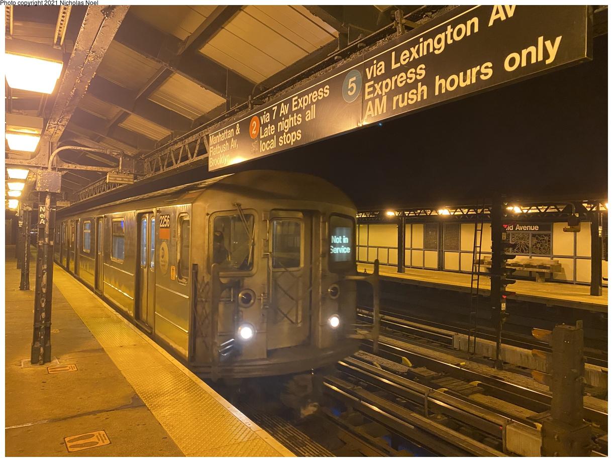 (104k, 1024x768)<br><b>Country:</b> United States<br><b>City:</b> New York<br><b>System:</b> New York City Transit<br><b>Line:</b> BMT Nassau Street-Jamaica Line<br><b>Location:</b> 75th Street/Elderts Lane<br><b>Photo by:</b> Robbie Rosenfeld<br><b>Date:</b> 2/27/2017<br><b>Viewed (this week/total):</b> 0 / 660