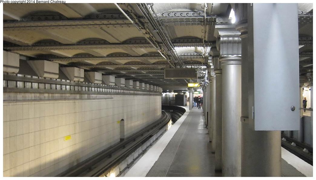 (231k, 1044x595)<br><b>Country:</b> France<br><b>City:</b> Paris<br><b>System:</b> RATP (Régie Autonome des Transports Parisiens)<br><b>Line:</b> Metro Ligne 4<br><b>Location:</b> Porte d'Orléans <br><b>Photo by:</b> Bernard Chatreau<br><b>Date:</b> 3/26/2013<br><b>Viewed (this week/total):</b> 0 / 102