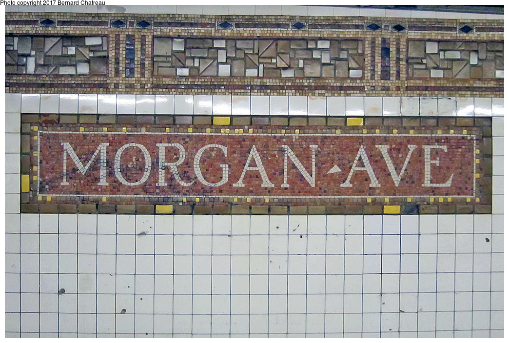 (391k, 1044x703)<br><b>Country:</b> United States<br><b>City:</b> New York<br><b>System:</b> New York City Transit<br><b>Line:</b> BMT Canarsie Line<br><b>Location:</b> Morgan Avenue <br><b>Photo by:</b> Bernard Chatreau<br><b>Date:</b> 4/11/2011<br><b>Viewed (this week/total):</b> 1 / 390