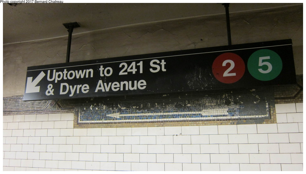 (208k, 1044x595)<br><b>Country:</b> United States<br><b>City:</b> New York<br><b>System:</b> New York City Transit<br><b>Line:</b> IRT White Plains Road Line<br><b>Location:</b> 149th Street/Grand Concourse (Mott Avenue) <br><b>Photo by:</b> Bernard Chatreau<br><b>Date:</b> 9/23/2011<br><b>Notes:</b> Station mosaics.<br><b>Viewed (this week/total):</b> 2 / 479
