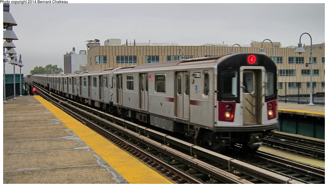 (260k, 1044x594)<br><b>Country:</b> United States<br><b>City:</b> New York<br><b>System:</b> New York City Transit<br><b>Line:</b> IRT Woodlawn Line<br><b>Location:</b> Mt. Eden Avenue <br><b>Route:</b> 4<br><b>Car:</b> R-142A (Supplemental Order, Kawasaki, 2003-2004)  7780 <br><b>Photo by:</b> Bernard Chatreau<br><b>Date:</b> 9/23/2011<br><b>Viewed (this week/total):</b> 1 / 356