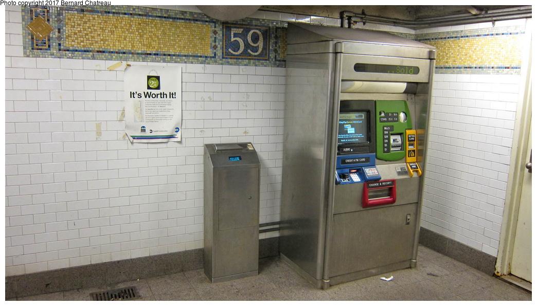 (251k, 1044x595)<br><b>Country:</b> United States<br><b>City:</b> New York<br><b>System:</b> New York City Transit<br><b>Line:</b> IRT East Side Line<br><b>Location:</b> 59th Street <br><b>Photo by:</b> Bernard Chatreau<br><b>Date:</b> 9/27/2011<br><b>Viewed (this week/total):</b> 0 / 500