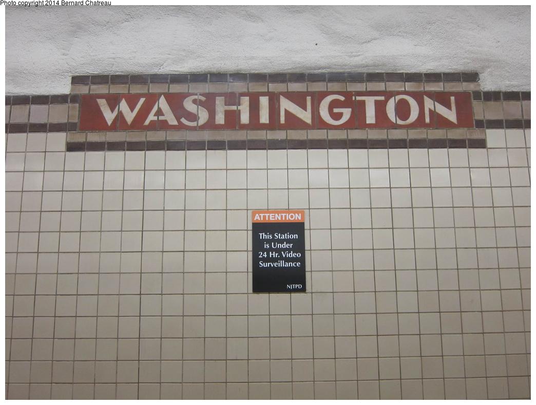 (251k, 1044x788)<br><b>Country:</b> United States<br><b>City:</b> Newark, NJ<br><b>System:</b> Newark City Subway<br><b>Location:</b> Washington Street<br><b>Photo by:</b> Bernard Chatreau<br><b>Date:</b> 4/18/2011<br><b>Viewed (this week/total):</b> 3 / 237
