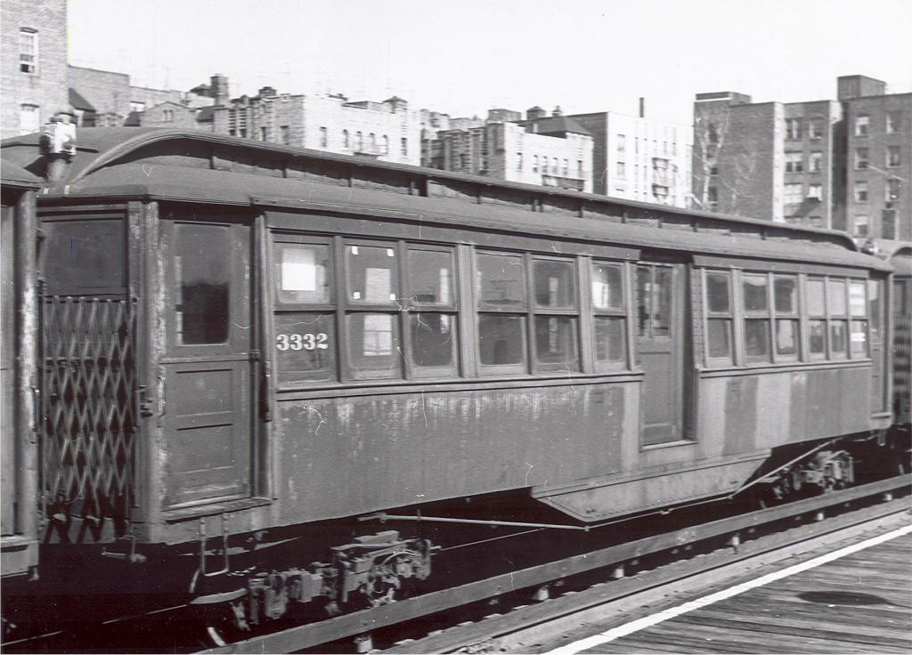 (202k, 1024x736)<br><b>Country:</b> United States<br><b>City:</b> New York<br><b>System:</b> New York City Transit<br><b>Line:</b> 3rd Avenue El<br><b>Location:</b> 210th Street <br><b>Car:</b> Composite 3332 <br><b>Collection of:</b> Joe Testagrose<br><b>Date:</b> 4/22/1950<br><b>Viewed (this week/total):</b> 3 / 3742
