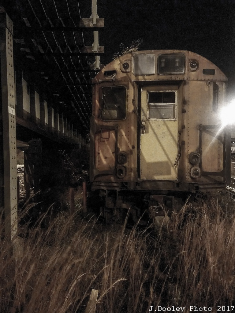 (289k, 768x1023)<br><b>Country:</b> United States<br><b>City:</b> New York<br><b>System:</b> New York City Transit<br><b>Location:</b> Concourse Yard<br><b>Car:</b> R-21 (St. Louis, 1956-57) 7267 <br><b>Photo by:</b> John Dooley<br><b>Date:</b> 10/19/2016<br><b>Viewed (this week/total):</b> 2 / 1067