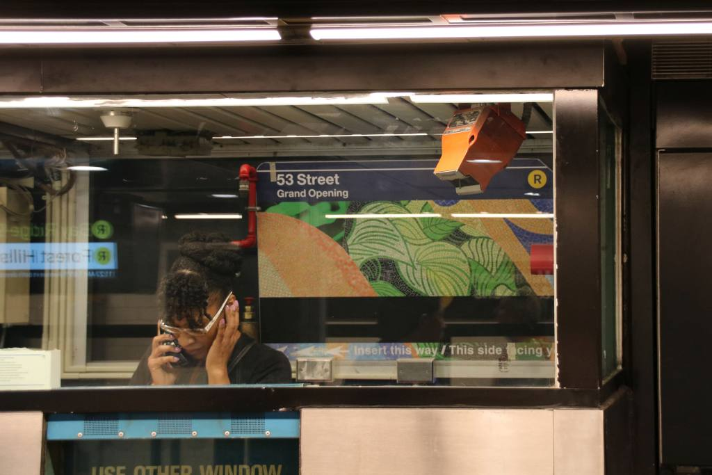 (97k, 1024x683)<br><b>Country:</b> United States<br><b>City:</b> New York<br><b>System:</b> New York City Transit<br><b>Line:</b> BMT 4th Avenue<br><b>Location:</b> 53rd Street <br><b>Photo by:</b> Robbie Rosenfeld<br><b>Date:</b> 9/11/2017<br><b>Viewed (this week/total):</b> 5 / 586