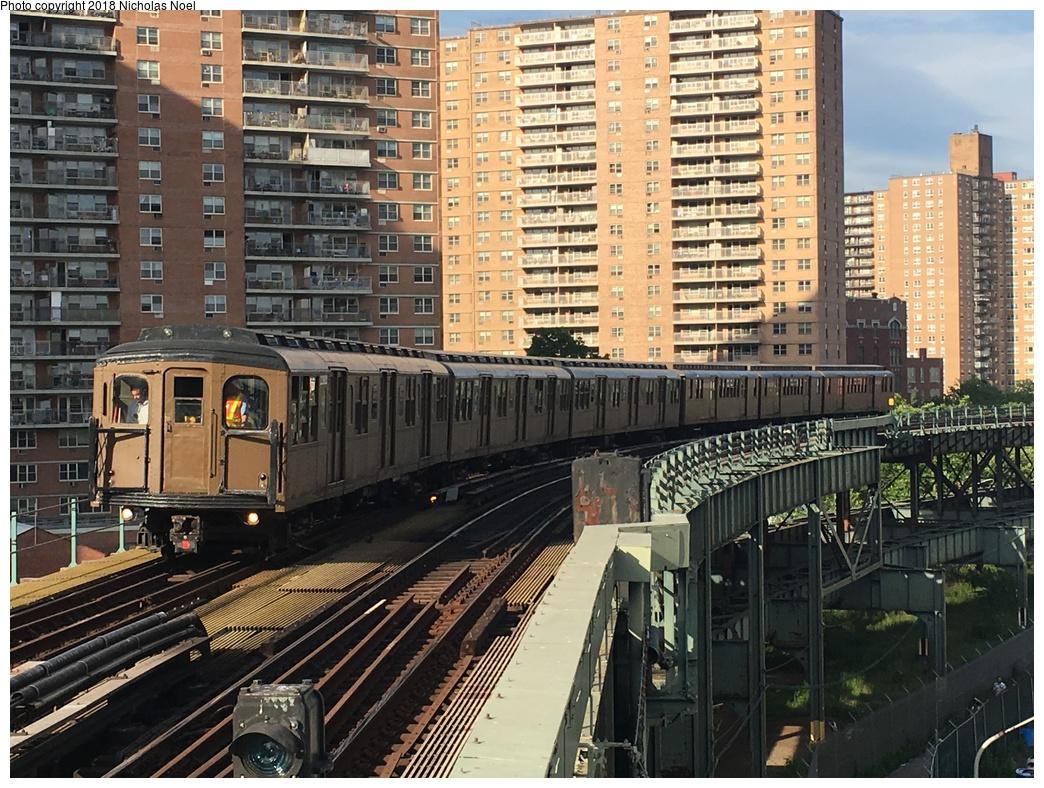 (401k, 1044x788)<br><b>Country:</b> United States<br><b>City:</b> New York<br><b>System:</b> New York City Transit<br><b>Line:</b> BMT Brighton Line<br><b>Location:</b> West 8th Street <br><b>Route:</b> Museum Train Service<br><b>Car:</b> BMT A/B-Type Standard 2392 <br><b>Photo by:</b> Nicholas Noel<br><b>Date:</b> 6/16/2018<br><b>Viewed (this week/total):</b> 2 / 348