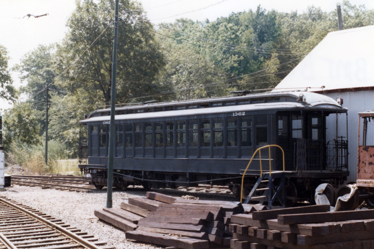 (689k, 1600x1067)<br><b>Country:</b> United States<br><b>City:</b> East Haven/Branford, Ct.<br><b>System:</b> Shore Line Trolley Museum <br><b>Car:</b> BMT Elevated Gate Car 1362 <br><b>Collection of:</b> Nicholas Fabrizio<br><b>Viewed (this week/total):</b> 3 / 112