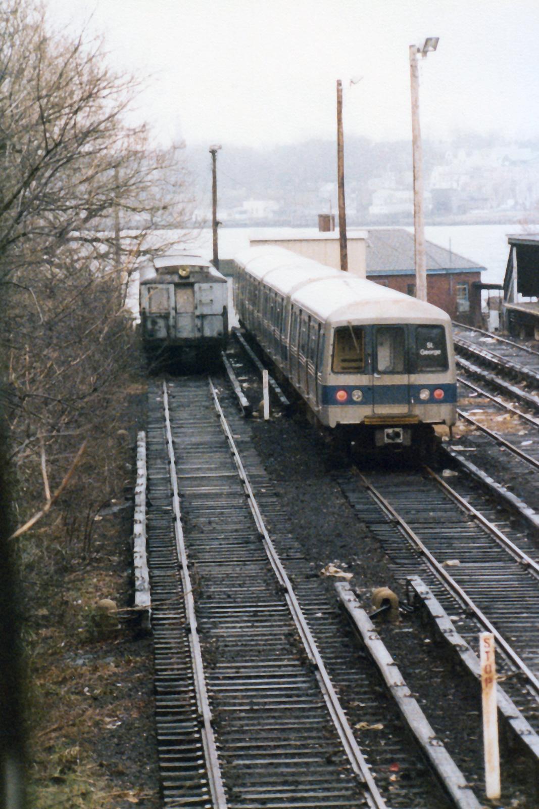 (810k, 1067x1600)<br><b>Country:</b> United States<br><b>City:</b> New York<br><b>System:</b> New York City Transit<br><b>Line:</b> SIRT<br><b>Location:</b> Tottenville <br><b>Car:</b> R-44 SIRT (St. Louis, 1971-1973)  <br><b>Collection of:</b> Nicholas Fabrizio<br><b>Viewed (this week/total):</b> 4 / 322