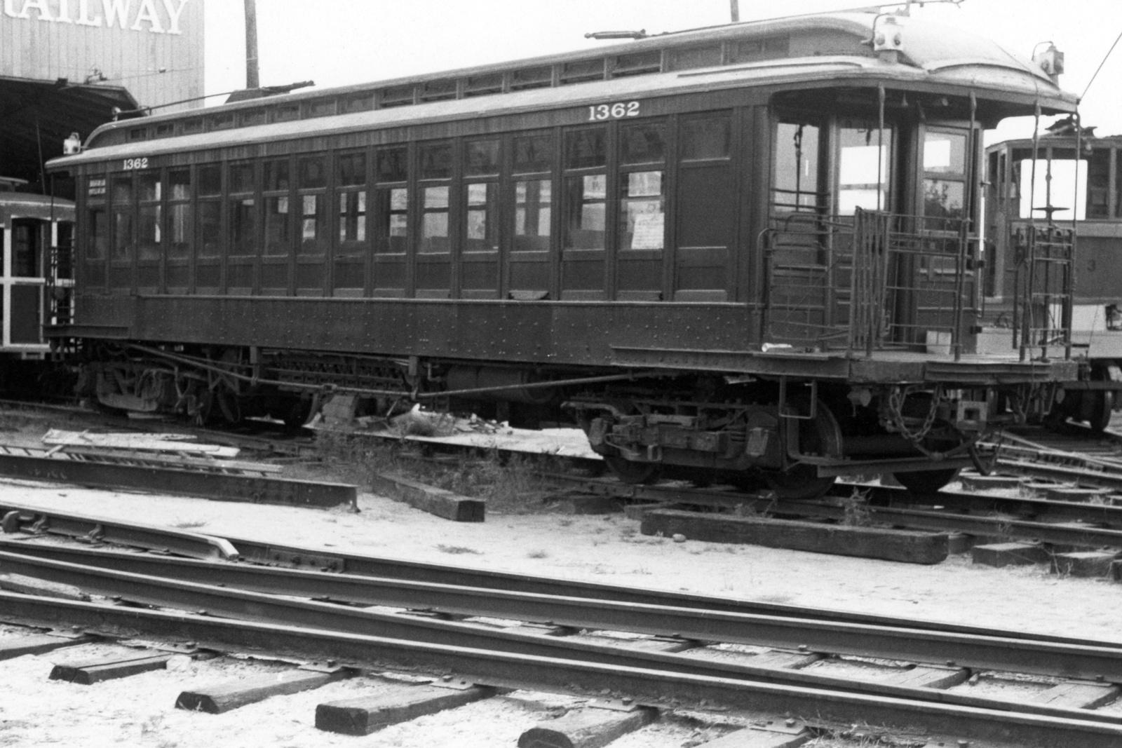 (527k, 1600x1067)<br><b>Country:</b> United States<br><b>City:</b> East Haven/Branford, Ct.<br><b>System:</b> Shore Line Trolley Museum<br><b>Car:</b> BMT Elevated Gate Car 1362 <br><b>Collection of:</b> Nicholas Fabrizio<br><b>Viewed (this week/total):</b> 0 / 55