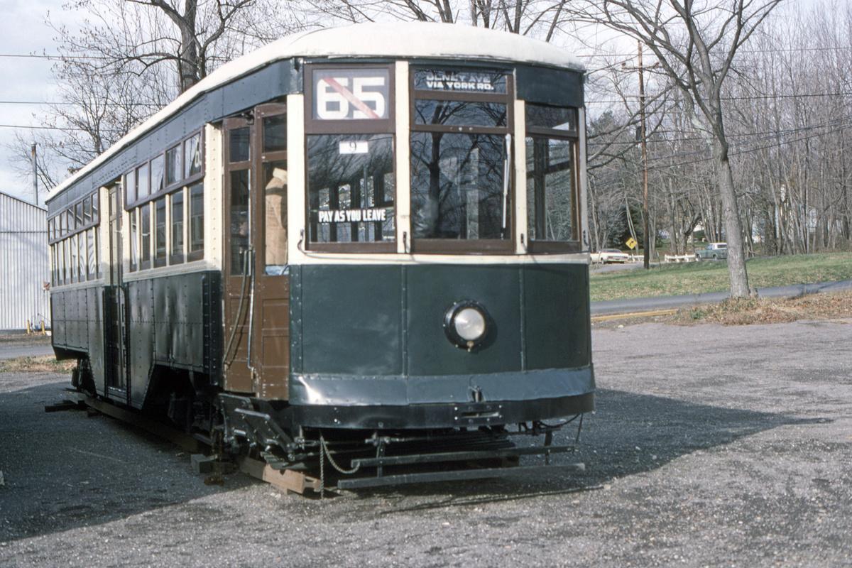 (571k, 1200x800)<br><b>Country:</b> United States<br><b>City:</b> Philadelphia, PA<br><b>System:</b> SEPTA (or Predecessor)<br><b>Route:</b> Fan Trip<br><b>Car:</b> PTC 8534 <br><b>Collection of:</b> David Pirmann<br><b>Date:</b> 11/1977<br><b>Viewed (this week/total):</b> 1 / 53