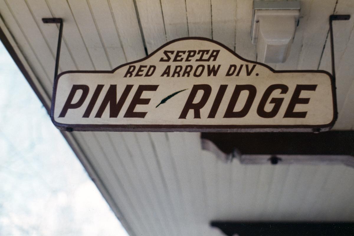 (400k, 1200x800)<br><b>Country:</b> United States<br><b>City:</b> Philadelphia, PA<br><b>System:</b> SEPTA (or Predecessor)<br><b>Line:</b> Rt. 101-Media<br><b>Location:</b> Pine Ridge<br><b>Photo by:</b> Ralph Curcio<br><b>Collection of:</b> David Pirmann<br><b>Date:</b> 1974<br><b>Viewed (this week/total):</b> 0 / 50