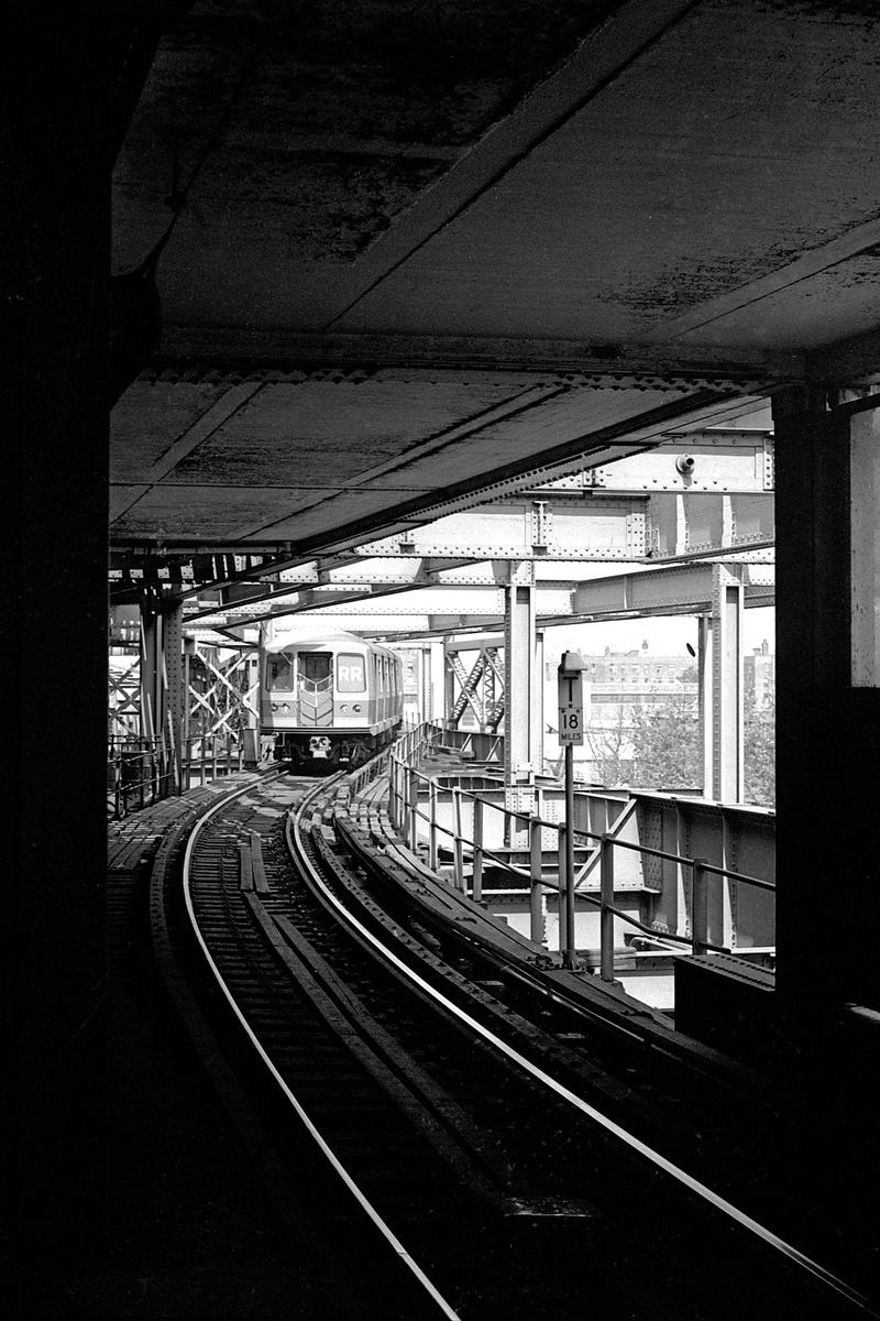 (375k, 800x1200)<br><b>Country:</b> United States<br><b>City:</b> New York<br><b>System:</b> New York City Transit<br><b>Line:</b> BMT Astoria Line<br><b>Location:</b> Queensborough Plaza <br><b>Route:</b> RR<br><b>Car:</b> R-42 (St. Louis, 1969-1970)   <br><b>Collection of:</b> David Pirmann<br><b>Date:</b> 8/9/1969<br><b>Viewed (this week/total):</b> 19 / 111