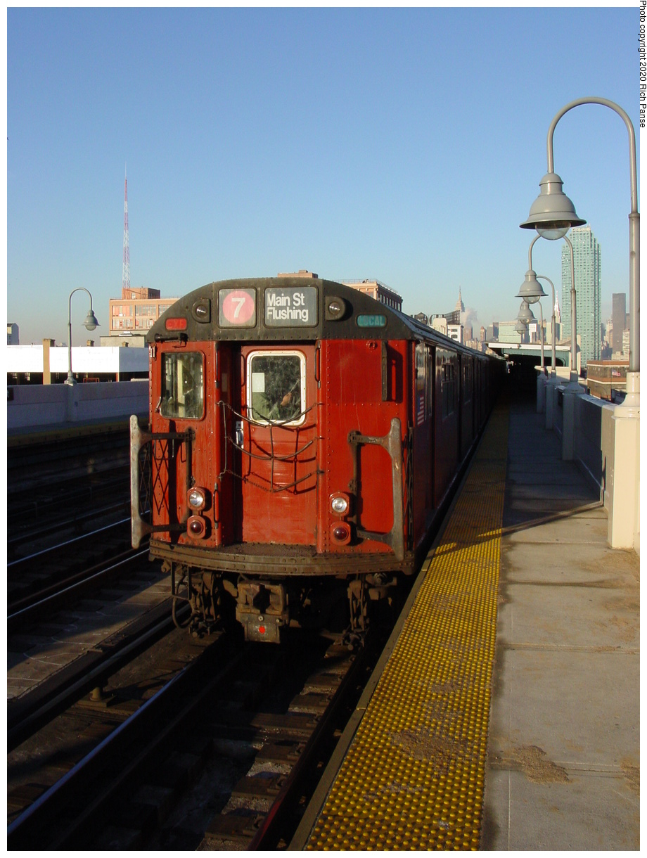 (395k, 920x1220)<br><b>Country:</b> United States<br><b>City:</b> New York<br><b>System:</b> New York City Transit<br><b>Line:</b> IRT Flushing Line<br><b>Location:</b> 33rd Street/Rawson Street<br><b>Route:</b> 7<br><b>Car:</b> R-36 World's Fair (St. Louis, 1963-64)  <br><b>Photo by:</b> Richard Panse<br><b>Date:</b> 1/13/2003<br><b>Viewed (this week/total):</b> 3 / 44