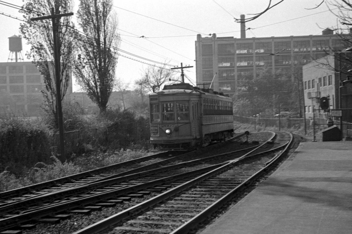 (341k, 1200x800)<br><b>Country:</b> United States<br><b>City:</b> Newark, NJ<br><b>System:</b> Newark City Subway<br><b>Location:</b> Orange Street<br><b>Car:</b>  2607 <br><b>Photo by:</b> Walter Hulseweder<br><b>Collection of:</b> David Pirmann<br><b>Viewed (this week/total):</b> 1 / 31