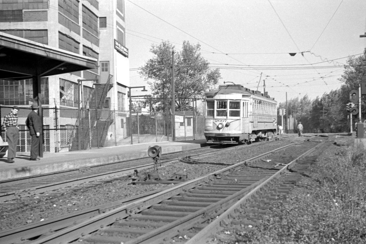 (353k, 1200x800)<br><b>Country:</b> United States<br><b>City:</b> Newark, NJ<br><b>System:</b> Newark City Subway<br><b>Location:</b> Orange Street<br><b>Car:</b>  2667 <br><b>Photo by:</b> Walter Hulseweder<br><b>Collection of:</b> David Pirmann<br><b>Viewed (this week/total):</b> 1 / 22