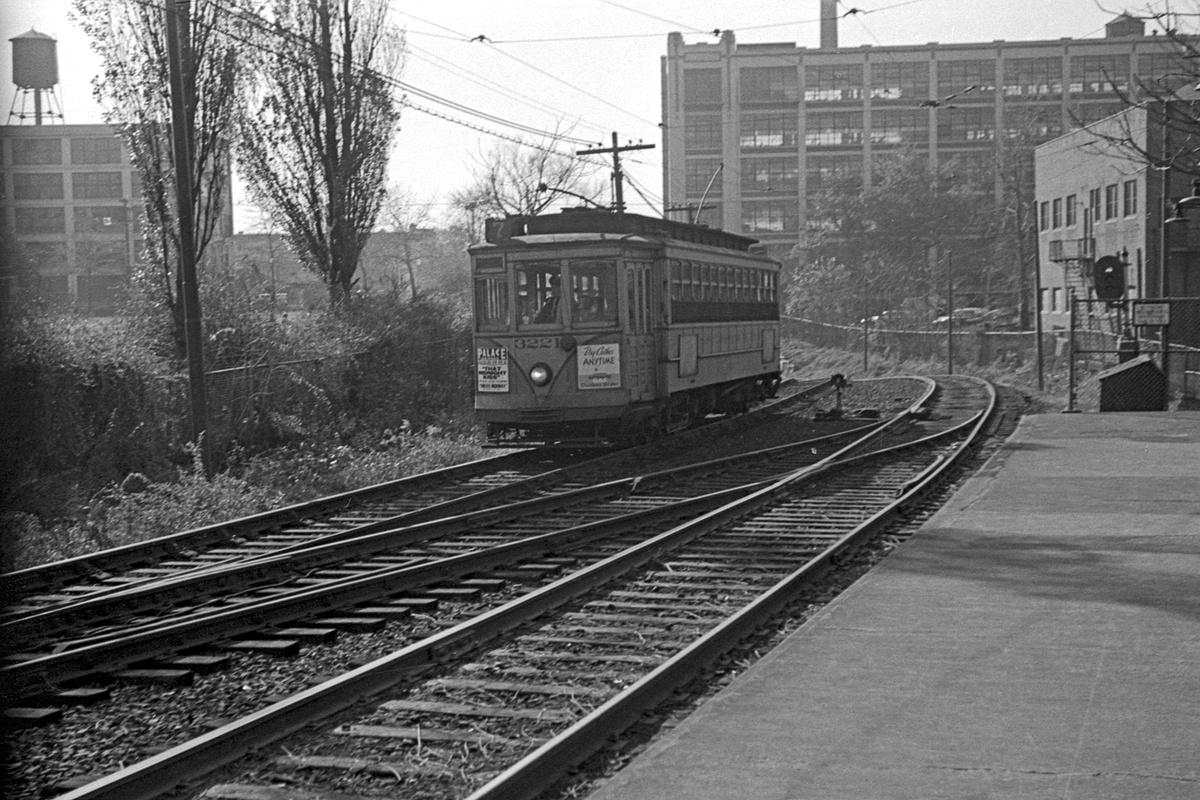 (415k, 1200x800)<br><b>Country:</b> United States<br><b>City:</b> Newark, NJ<br><b>System:</b> Newark City Subway<br><b>Location:</b> Orange Street<br><b>Car:</b>  3221 <br><b>Photo by:</b> Walter Hulseweder<br><b>Collection of:</b> David Pirmann<br><b>Viewed (this week/total):</b> 1 / 37