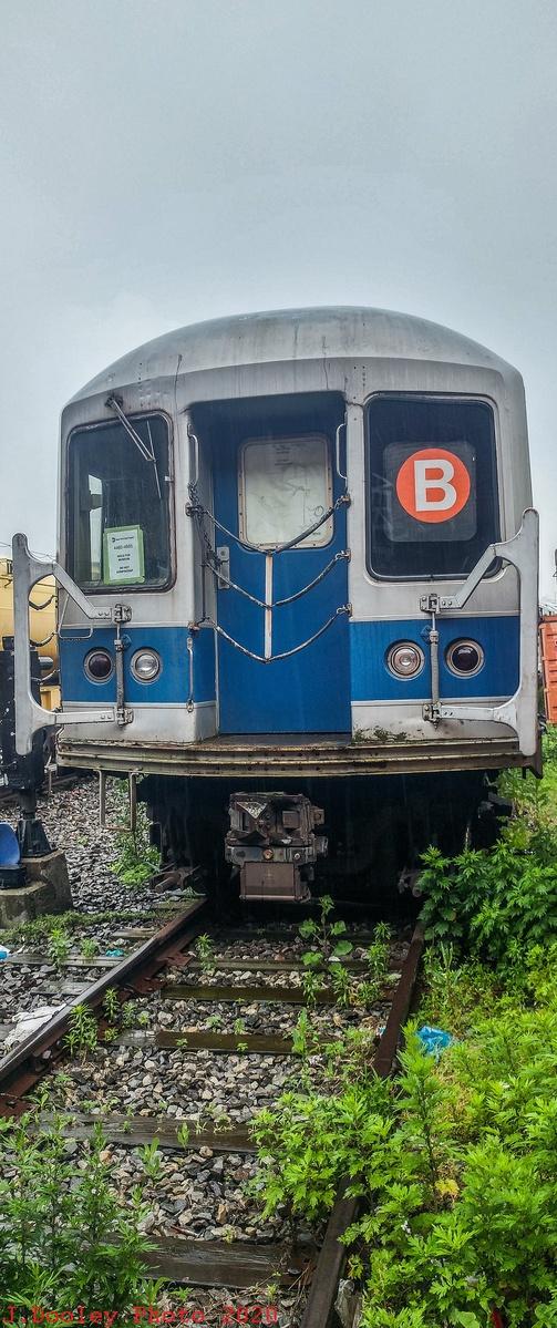 (305k, 503x1199)<br><b>Country:</b> United States<br><b>City:</b> New York<br><b>System:</b> New York City Transit<br><b>Location:</b> Coney Island Yard<br><b>Car:</b> R-42 (St. Louis, 1969-1970) 4665 <br><b>Photo by:</b> John Dooley<br><b>Date:</b> 6/20/2019<br><b>Viewed (this week/total):</b> 2 / 246