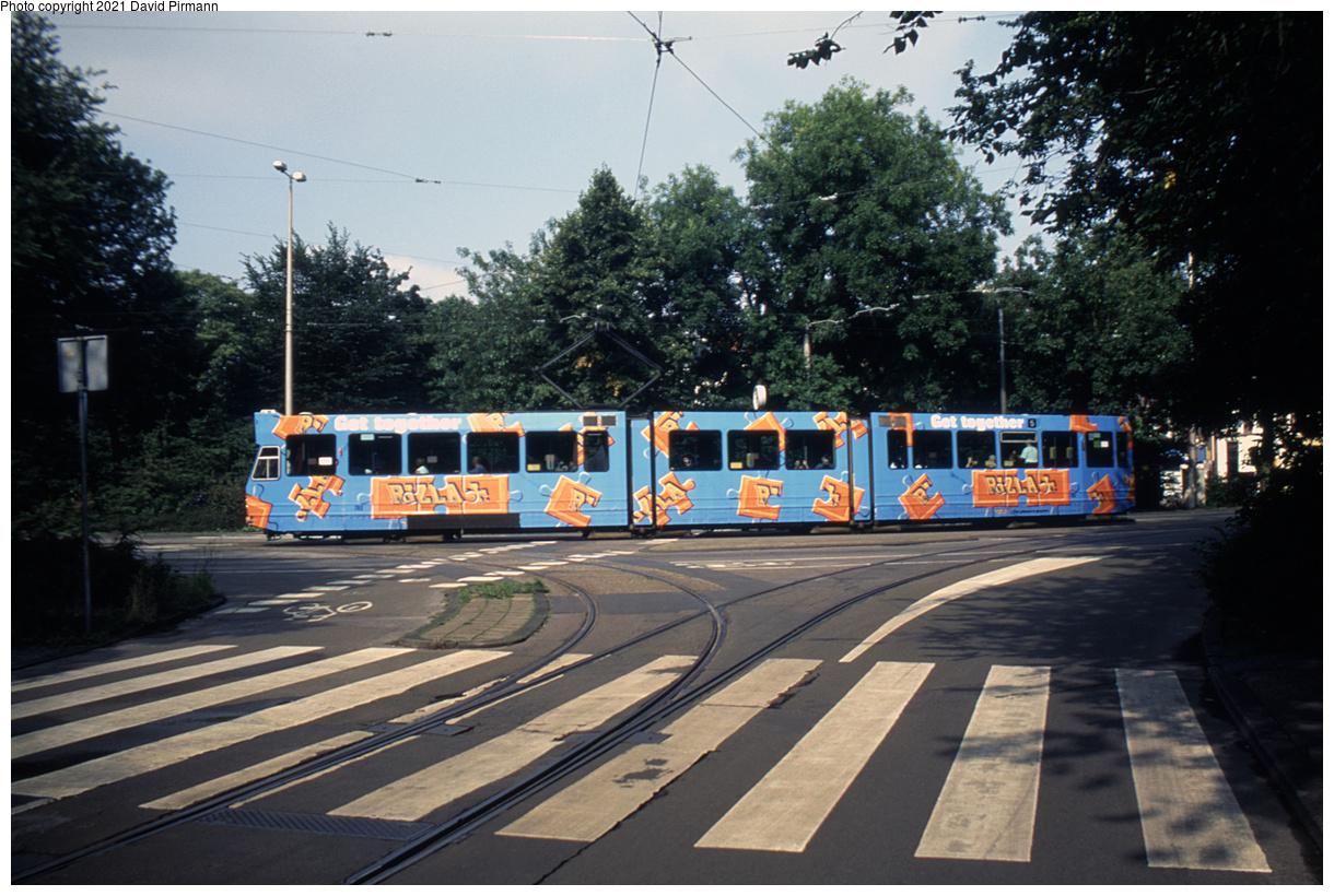 (503k, 1220x820)<br><b>Country:</b> The Netherlands<br><b>City:</b> Amsterdam<br><b>System:</b> GVB (Gemeente Vervoerbedrijf)<br><b>Location:</b> Fredriksplein<br><b>Route:</b> 4<br><b>Car:</b> Type 9G 782 <br><b>Photo by:</b> David Pirmann<br><b>Date:</b> 8/26/1999<br><b>Viewed (this week/total):</b> 5 / 8