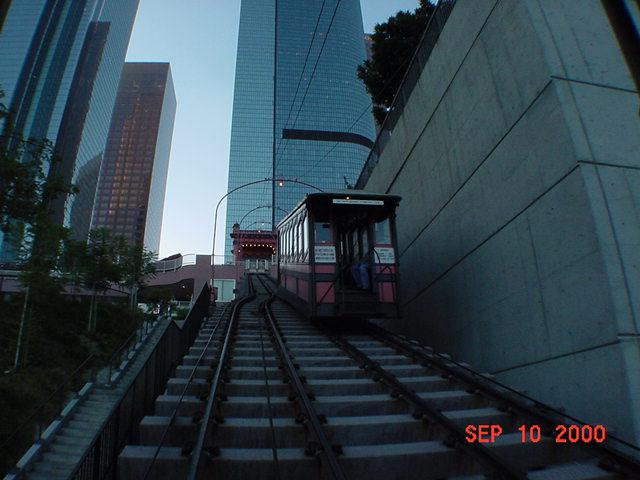 (61k, 640x480)<br><b>Country:</b> United States<br><b>City:</b> Los Angeles, CA<br><b>System:</b> Angel's Flight<br><b>Photo by:</b> Salaam Allah<br><b>Date:</b> 9/10/2000<br><b>Viewed (this week/total):</b> 1 / 3231