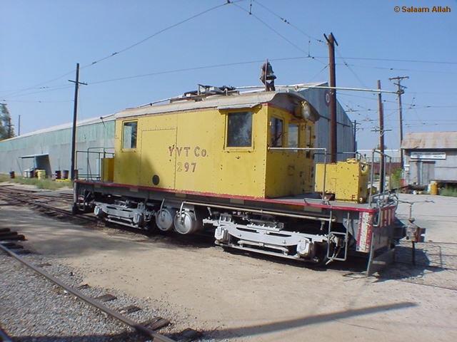 (84k, 640x480)<br><b>Country:</b> United States<br><b>City:</b> Perris, CA<br><b>System:</b> Orange Empire Railway Museum <br><b>Car:</b>  297 <br><b>Photo by:</b> Salaam Allah<br><b>Date:</b> 10/1/2000<br><b>Viewed (this week/total):</b> 0 / 1954